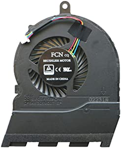 KBR Replacement CPU Cooling Fan Compatible with Dell inspiron 15G 5565 5567, Inspiron 17 5767 Series Laptop DP/N CN-0789DY 4-pins Connector