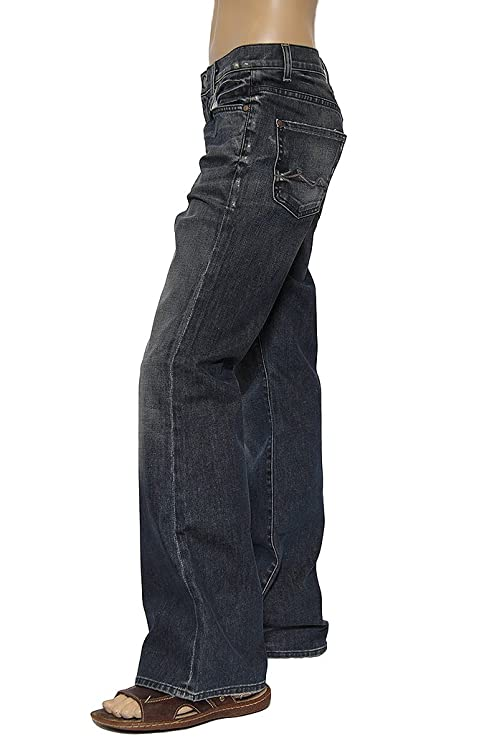 60763c127e8 Amazon.com  Men s 7 For All Mankind Tripster Flare Jean in Seattle Size 38   Clothing