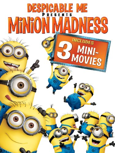 Despicable Me Presents: Minion Madness -