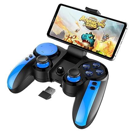 Amazon com: Umiwe Wireless Mobile Game Controller Gamepad