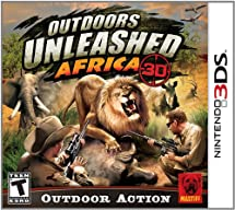 Outdoor's Unleashed: Africa 3DS