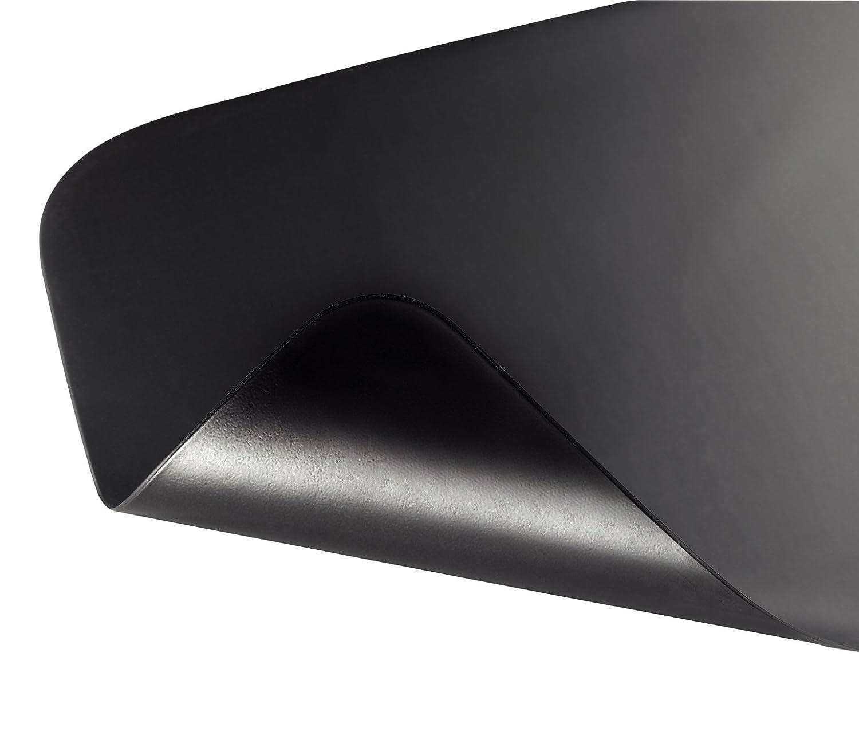 Sous main en PVC Leitz 400 x 530 mm Soft Touch Noir Lot de 1