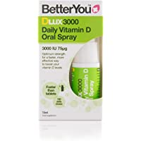 Better You Dlux Vitamin D Oral Spray 15ml
