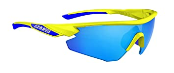 Salice Unisex - Erwachsene Sonnenbrille, Gr. One Size, Gelb