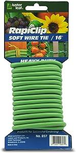 Luster Leaf Rapiclip Heavy Duty Soft Wire Tie 857