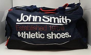 8be0d020526 John Smith Bolsa Deporte Grande AAS y Bandolera Azul Marino  Amazon.es   Deportes y aire libre