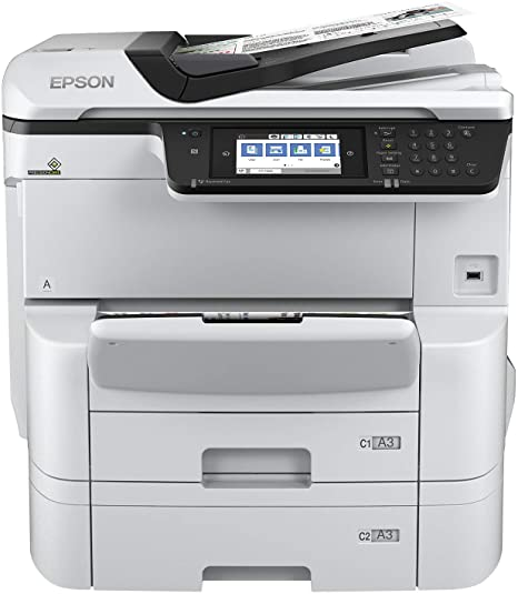 Epson Workforce Pro WF-C8690DTWF - Impresora multifunción ...