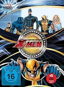 Astonishing X-Men Box OmU) [Alemania] [DVD]