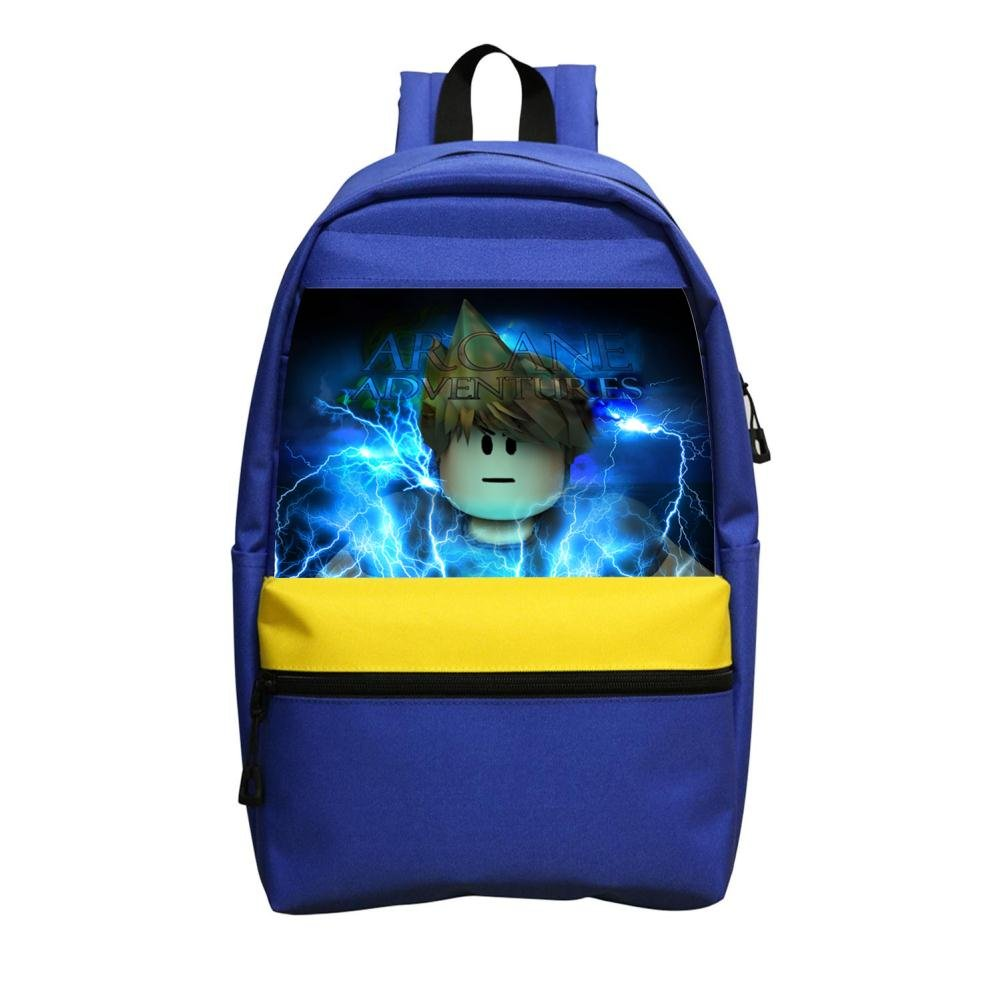 Custom Ar-cane Adventures Ro Boxes Children School Bags Back Pack Kid's Backpacks by Hon-Lally