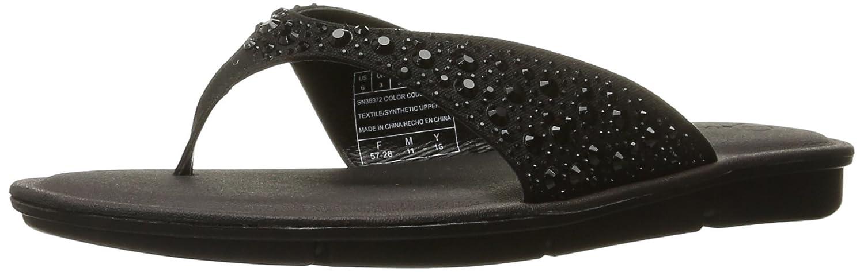 6b3e13b48d50 Skechers Cali Women s Indulge 2-Glam   Glitz Flip Flop