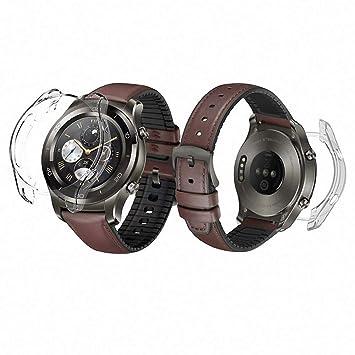 para Huawei Watch 2 Pro Relieve Suave TPU Protección Caso,G ...