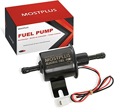Amazon.com: MOSTPLUS - Bomba de gasolina eléctrica universal ...