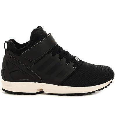 site réputé 7e8dd 8de4e adidas ZX FLUX MID Baskets Homme B34221-40 - 7 Noir: Amazon ...