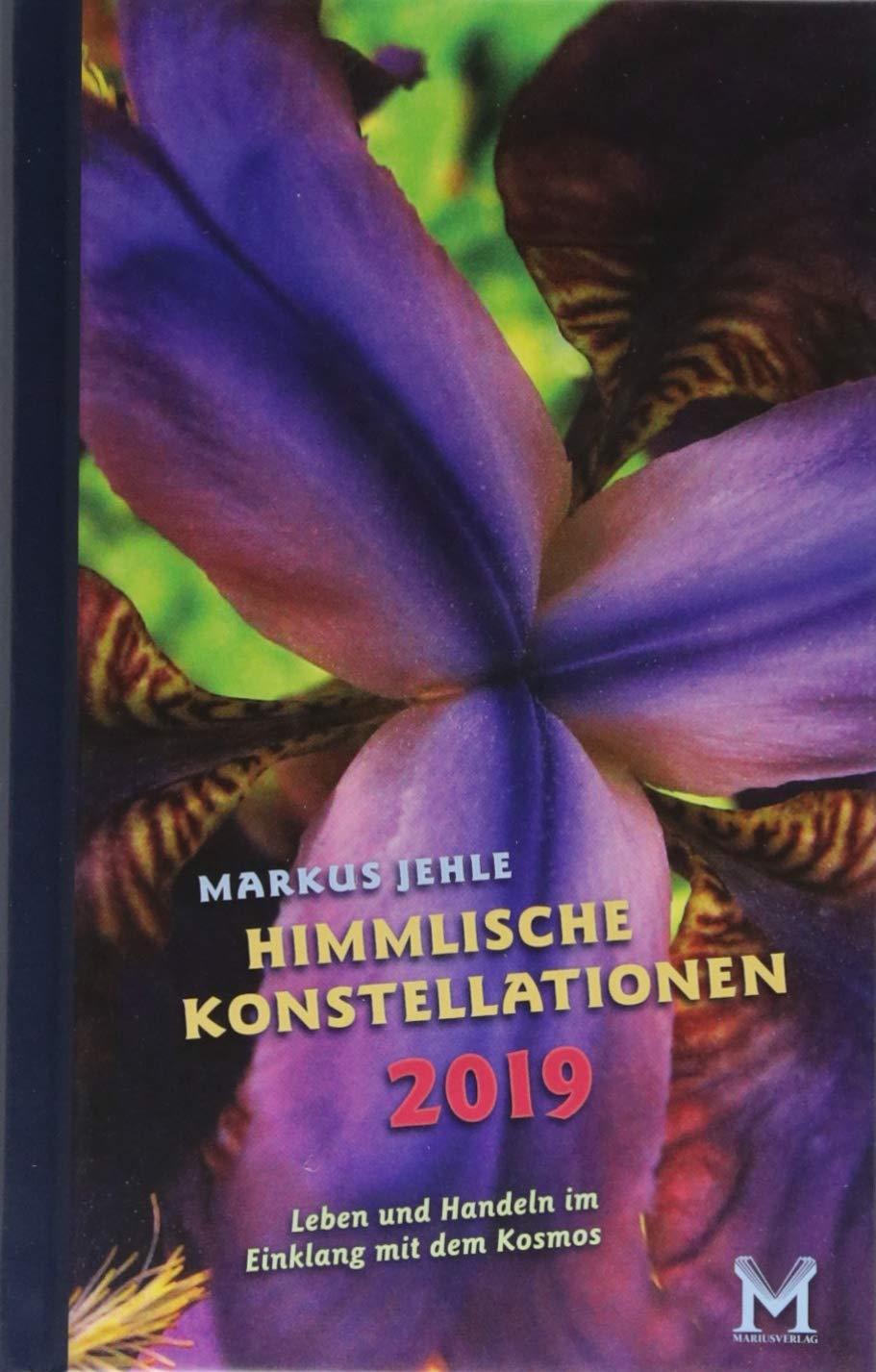 Himmlische Konstellationen 2019 Astrologisches Jahrbuch: Leben und Handeln im Einklang mit dem Kosmos