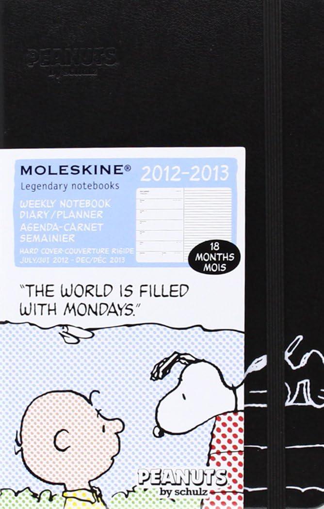 Peanuts 18 Mesi Pocket. Weekly Notebook