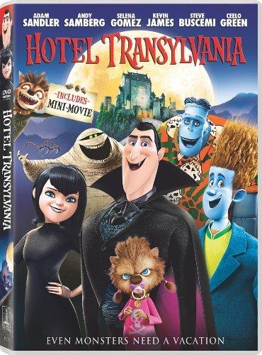 Hotel Transylvania [DVD + UltraViolet Digital Copy] (2012) -