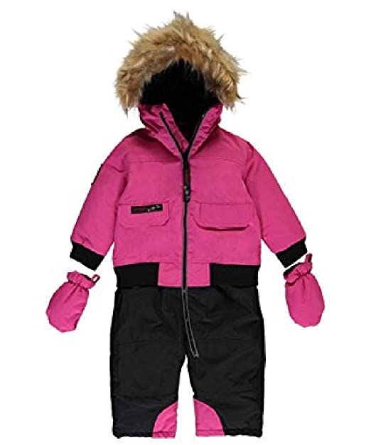 160a6e156 Canada Weather Gear Baby Girls