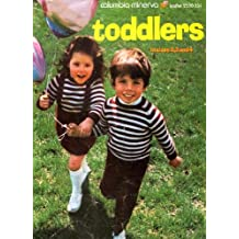 Columbia Minerva Toddlers Knitting Instructions in Sizes 2, 3 and 4 (Leaflet 2536)
