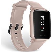 Amazfit Bip Lite SmartWatch Monitor de Actividad Fitness Resistente al Agua 30 Metros Pulsómetro Modos Deportivos iOS…