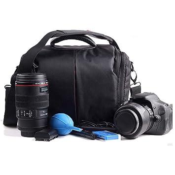 Dedeka Bolsa para cámara para Canon 700D 600D, Bolsa de cámara ...