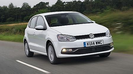 Volkswagen Polo (25x14 inch, 62x35 cm) Silk Poster Seda Cartel ...