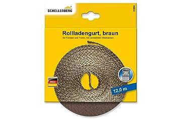 Schellenberg 31104 ancho, color marrón, Maxi 23 mm/12 m: Amazon.es ...