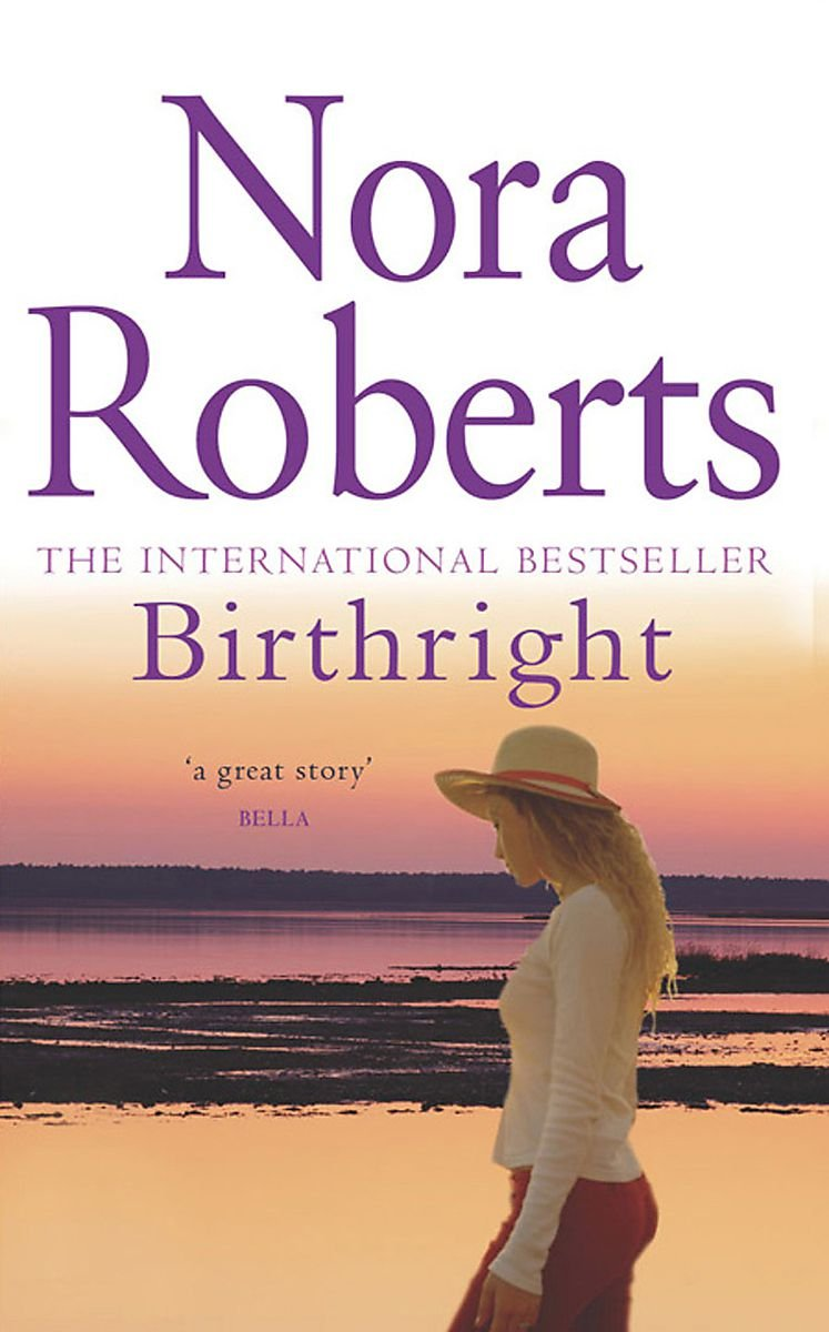 Read Online Birthright PDF
