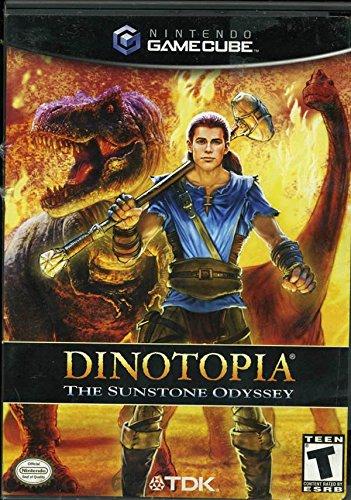 Dinotopia: The Sunstone Odyssey