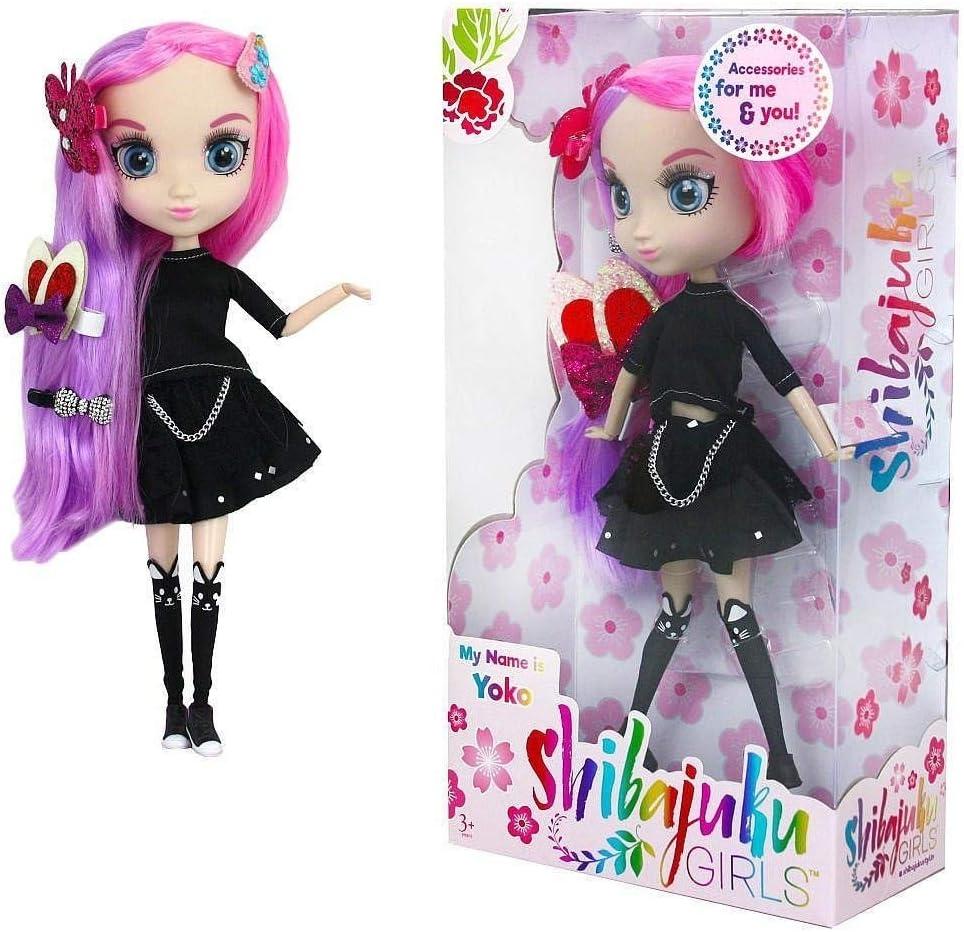 Shibajuku Girls Yoko Doll Toy