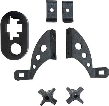 Hi-Lift Jack HM-LK Hood Mount Quality Key-Locking Knob for All Hi-Lift Jeep