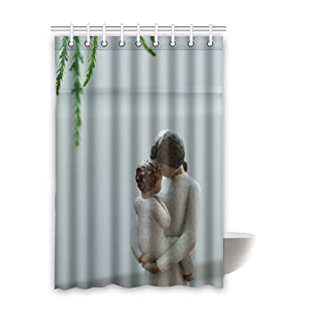 Amazon.com: Barbie Doll Bathroom Shower Curtains- Waterproof Shower ...