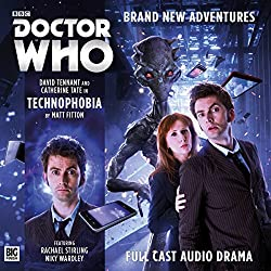 Doctor Who - The 10th Doctor Adventures - Technophobia