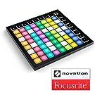 NOVATION ノベーション グリッドコントローラー LaunchPad X オリジナルステッカー付きセット 【国内正規品】