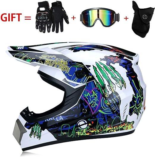 Motocross Off Road Bike Helmet Casco de Moto Enduro Casco de ...
