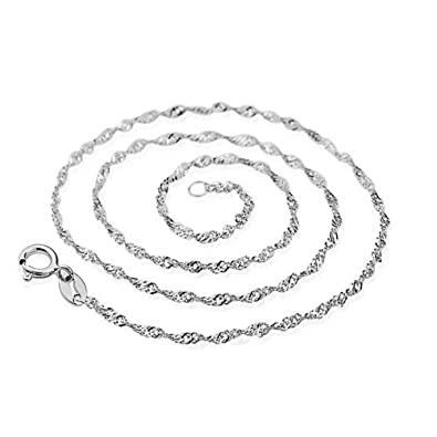 """Sterling Silver Snake Chain 1.5mm 18/"""" solid uk made Chain Free P//P"""