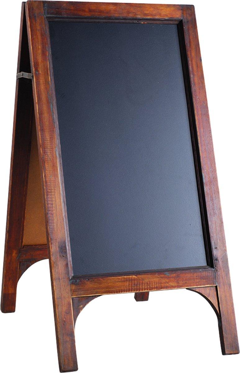 A&B Home Market Find Blackboard Stand, 19.7 X 15.8 X 25.2-Inch