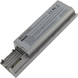 NEW Battery for Dell 0gd775 pp18l Latitude D620 D630 D631 D640 4.4AH by SIB
