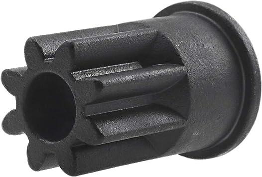 BIlinli M4-M16 Cl/é /à Douille pour Douille de taraudage Machine Set Adaptateur de Douille Hex Shank Square