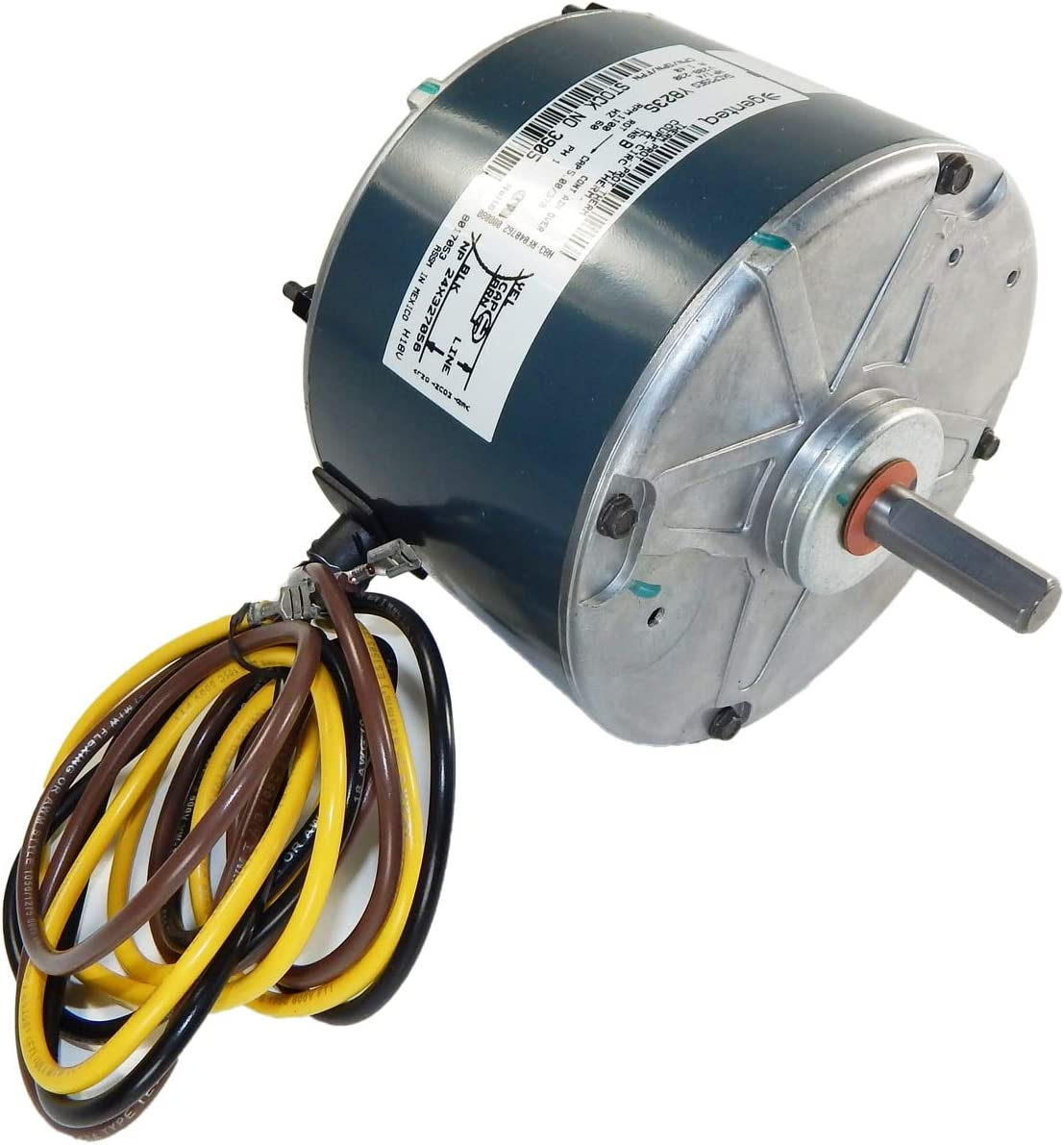 4 Wire Ac Fan Motor Wiring Diagram