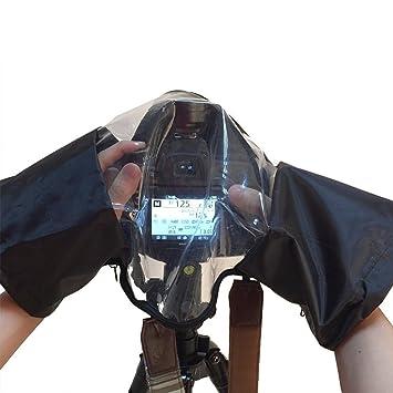 Pechon cámara profesional Protector de Cubierta para la lluvia ...