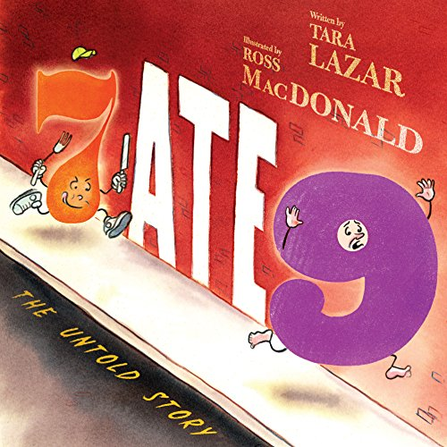 7 Ate 9 (Hyperion Picture Book - The Baby Ate