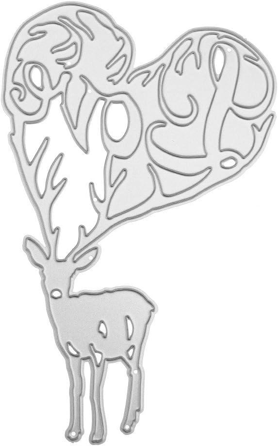 Hojas de troquelado, copos de nieve, moldes de metal para hacer manualidades, álbum de recortes, tarjetas de papel, troquelado, cocina, hogar, manualidades, costura, scrapbooking: Amazon.es: Juguetes y juegos