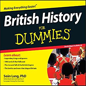 British History for Dummies Hörbuch