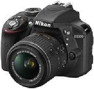 Nikon 999D3300P1 - cámara digital de 24.2 MO (ADP, con estuche y ...