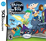 Phineas and Ferb: Across the 2nd Dimension - Nintendo DS