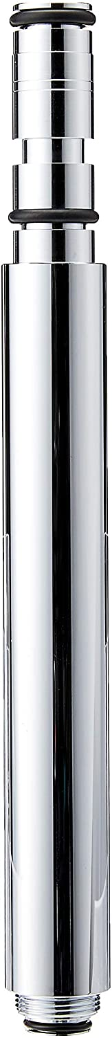GROHE Retro-Fit Shower System 6 in Height Extension in StarLight Chrome NEW