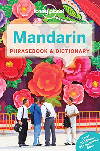 Lonely Planet Mandarin Phrasebook & Dictionary (Make A Sentence With The Word Traveller)