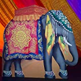 Asian Elephant Standee Party Prop by Shindigz