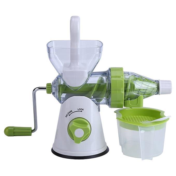 DeWin Juicer - Multi-function Manual Orange Fruits/Vegetable Juicer Machine, Kitchen Fresh Juice Extractor