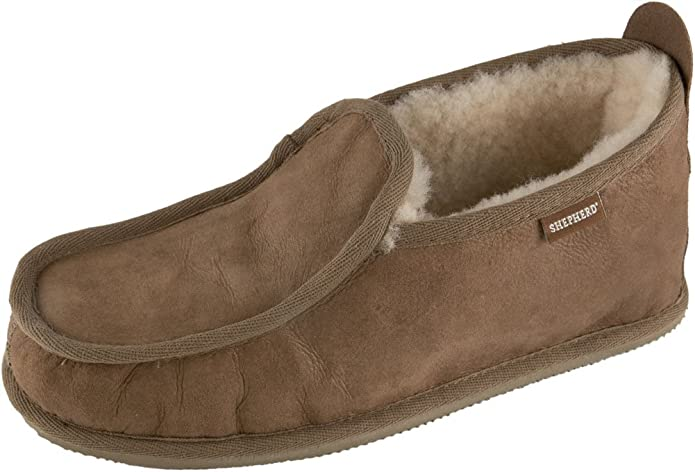 Shepherd , Herren Hausschuhe Braun Chesnut: Amazon.de: Schuhe & Handtaschen